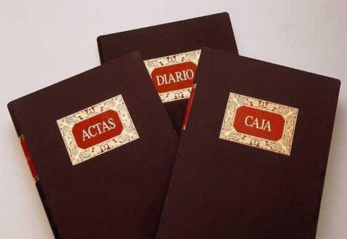 registro libros contabilidad